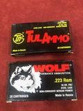 Wolf & TULAMMO .223