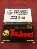 Red Army Standard & TULAMMO .223