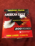 Federal American Eagle 9mm Luger