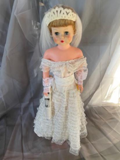 Betty Beautiful Bride late 1950's