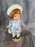 Little Debbie Snack cake promo doll 1972