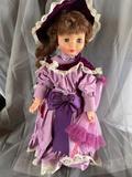 Handmade French Fashion Doll