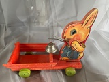 Bunny Pull Toy