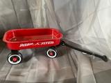Miniature Radio Flyer Red Wagon