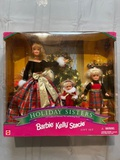 Holiday Sisters Barbie, Kelly, & Stacie Gift Set