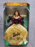 Barbie as Snow White