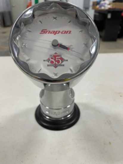 Snap-On 85th Anniversary Swivel Socket Clock