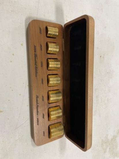Craftsman 2004 L.E. Gold Plated Socket Set