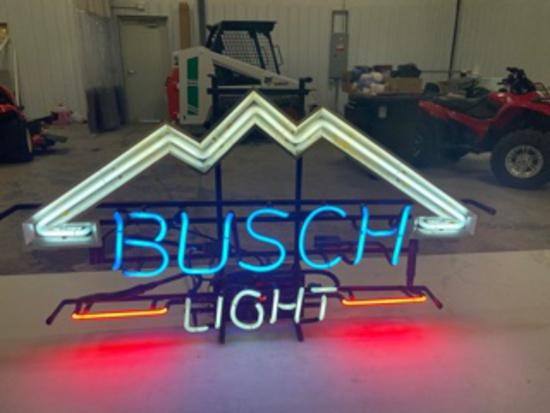 Busch Light Neon Lite