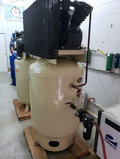 Ingersoll Rand 120 Gallon Air Compressor
