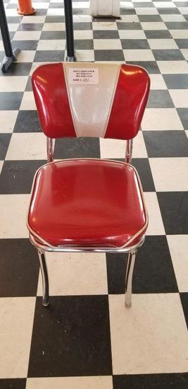 50's Style Dining Cafe Chairs Set/4