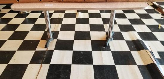 Cafe Tables - Rectangle