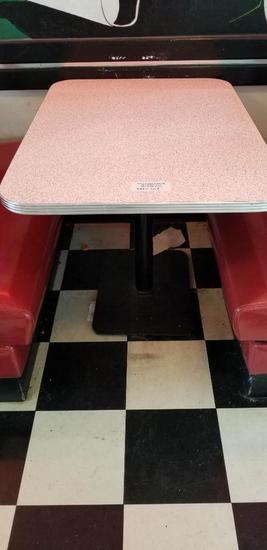 Cafe Tables for Booths/Chairs