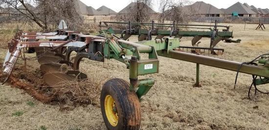 JD Land Plow