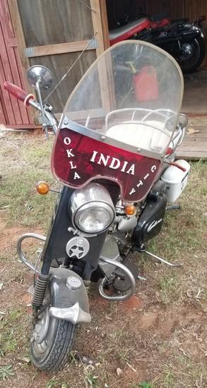 Motorcycle - Cushman