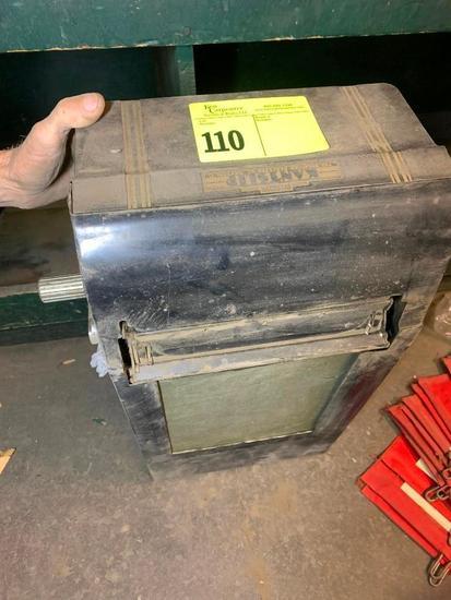 Antique Carbon Copy Register