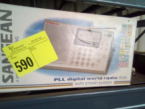 PLL Digital World Radio