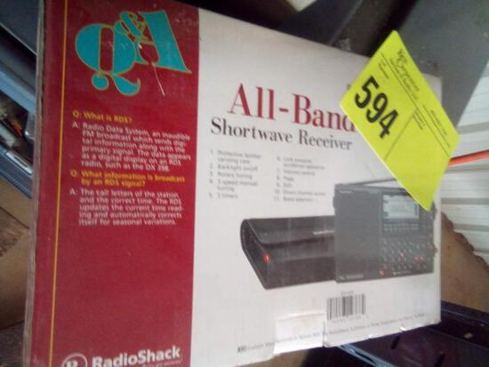 All Band Shortwave Receiver