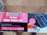 Chicago Electric Solar Panel Kit