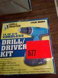 Drill/Driver Kit
