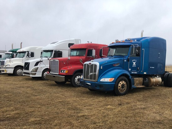 Trucks & Trailers Auction