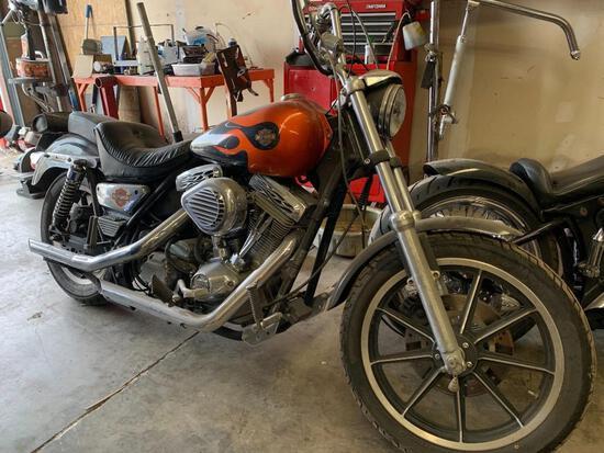 1991 Harley-Davidson FXR