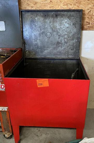 Solvent Cabinet