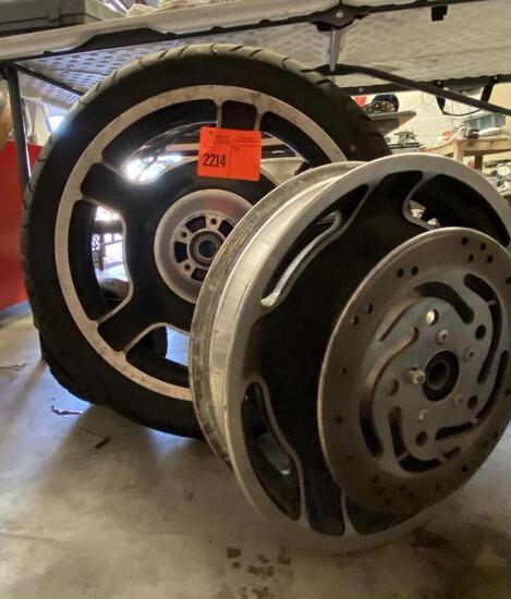 Harley Davidson Wheels