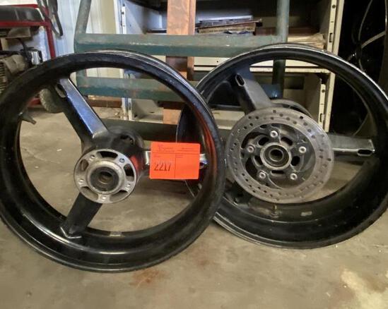 Street Bike Wheels
