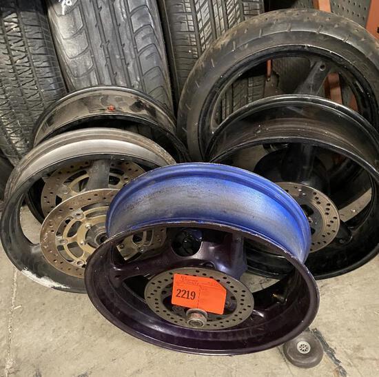 5 Motorcycle Wheels