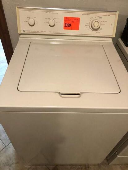 Maytag Washer - Heavy Duty - Electric