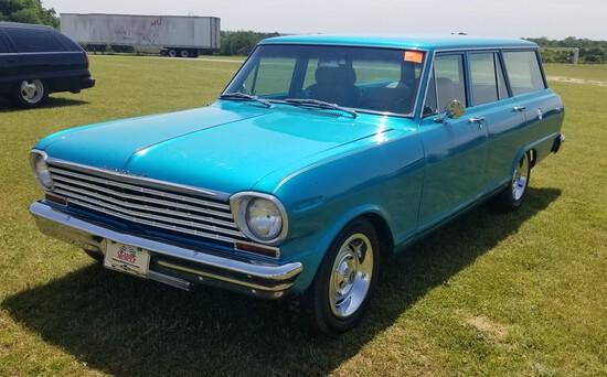 Estate of Larry Arms - Online Classic Car Auction