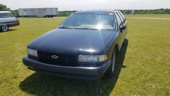 1993 Caprice Wagon - Daily Driver, Electric Windows, Bucket Seats, Loaded & Maintenance Records