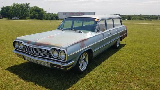 1964 Impala Wagon - Runs & Drives - 77,021 Miles