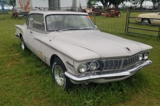 1962 Dodge Lancer GT - 63,777 Miles, Slant 6 & Does Not Run