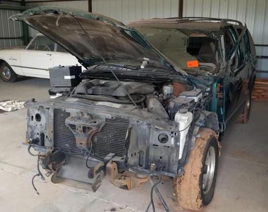GMC Jimmy SLS - Wrecked - No key