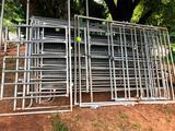 Red River Arenas 23 - 10ft Panels 2 - 4ft Walk thur Gates 2 - 8ft Walk thur Gates