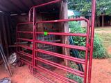 2 - 10ft Walk thur Gates