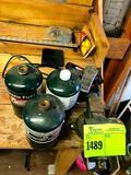 Vise Mousetrap Propane Bottles Miscellaneous