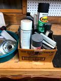 Suitcase Case of Spray Paint Miscellaneous