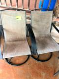 2 Outdoor Chairs