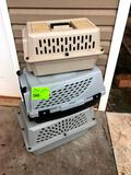 3 Pet Carriers