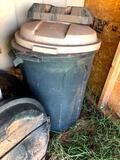 4 - Trash Cans