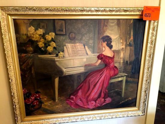 Antoni Ditley Painting