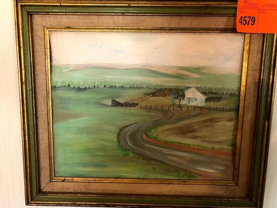 Wells Painting