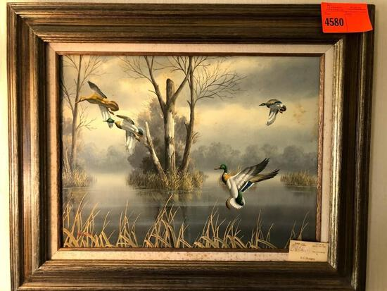 Duck Painting by B.C. Designs