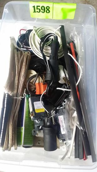 Electrical and speaker wires and assort