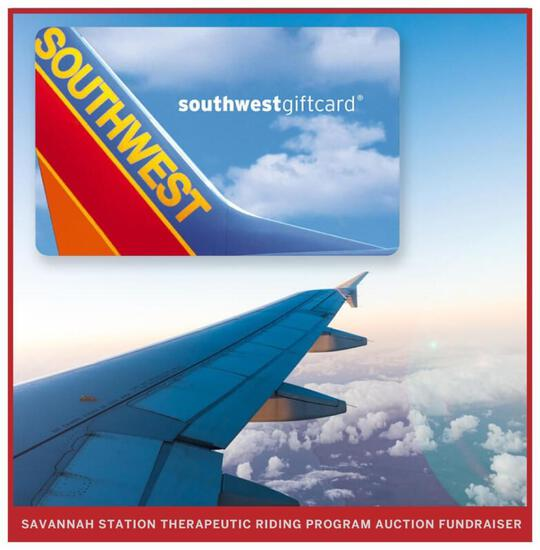 Two round trip tickets for airfare throughout the United States
