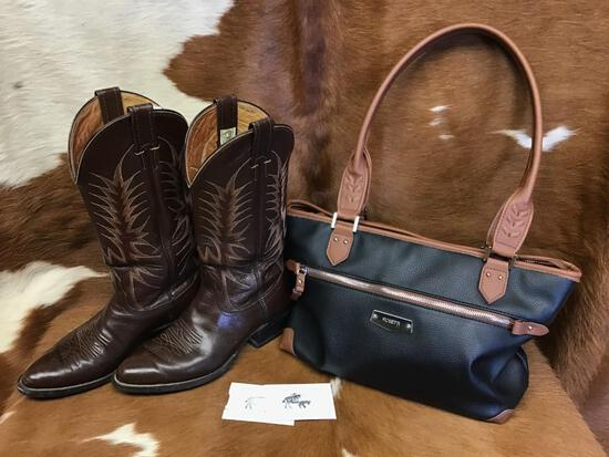 Boots, Purse & Gift Card