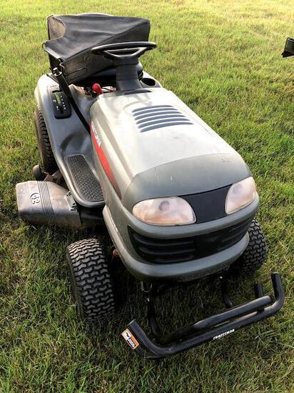 Craftsman LT2000 Riding Mower - 42 in. deck